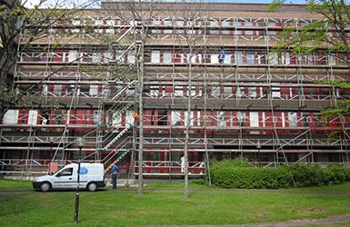 Fastighetsundarhåll Hus och bygg